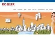 Bild Schuhhaus Röseler GmbH Schuheinzelhandel