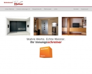 Bild Schreinerei Hefner GmbH