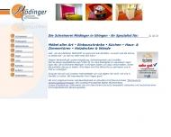 Bild Webseite  Uhingen