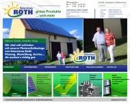 Solarstrom Roth Startseite