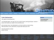 Bild Webseite Johann Schmid Aichach