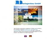Bild Webseite MB-Anlagenbau Blomberg