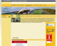 Website Tourist-Information