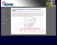 Bild Webseite  Faulbach