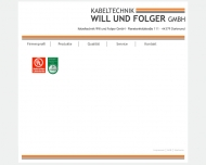 Bild Will und Folger Industrieelektronik GmbH