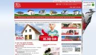 Bild Webseite Town & Country Haus Informationszentrum Magdeburg