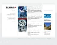 Bild Rhodius GmbH Metallverarbeitung