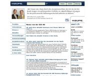Website ESS inhouse