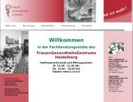Bild Frauengesundheitszentrum IFF-Information für Frauen e.V.