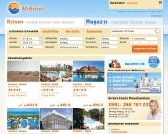 Bild bison Reiseservice GmbH