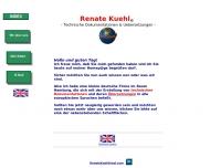 Bild Kühl Renate Technische Dokumente und Übersetzungen