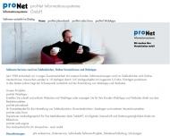 Bild proNet Informationssysteme GmbH