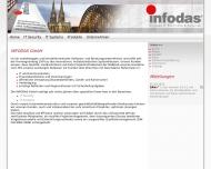Bild INFODAS Gesellschaft für Systementwicklung und Informationsentwicklung mbH
