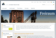 Website [di] digitale informationssysteme gmbH