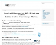 GNE - IT Business Solutions