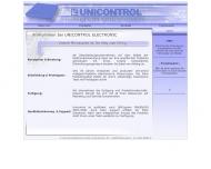 Bild Unicontrol Electronic GmbH