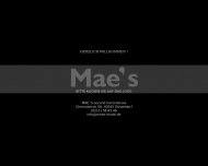 Bild Mae's Exclusiv