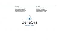 Bild GeneSys Elektronik GmbH