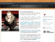 Bild Webseite Kontrapunkt - Konzerte Köln