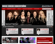 Bild Music Circus Concertbüro GmbH & Co. KG