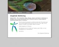 Bild Webseite Wettering Sieglinde Physikalische Therapie München