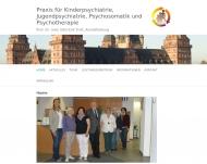 Bild Trott Götz Erik Prof. , Wirth Sigrun Dr. Fachärzte für Kinder- Jugendpsychiatrie und -psychotherapie