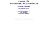 Bild Steinhauer Praxis für Physiotherapie