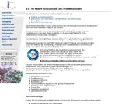 Website PVU Elektronik