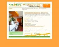 Bild Webseite Heikenfeld Physiotherapie Berlin