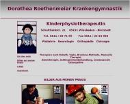 Bild Röthemaier Dorothea Praxis für Krankengymnastik u. Flohr Christine