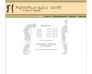 Physiotherapie SUBE
