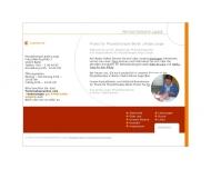 Bild Webseite Lange Antje Praxis für Physiotherapie Berlin