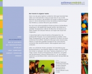 Website Autismus-Therapiezentrum