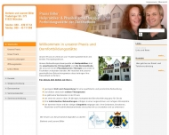 Website Biller L. u. St. Physiotherapie