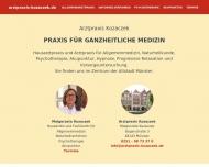 Bild Kozaczek Malgorzata Fachärztin für Allgemeinmedizin