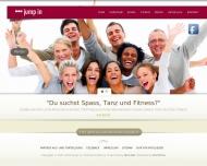 Bild Webseite Jump in München