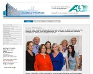 Bild Webseite Wicke-Wittenius Stefan Dr.med. , Jordan Martin Dr.med. , Reinisch Michael Dr.med. Orthopädie und Unfallchirurgie München