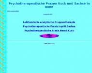Bild Kuck Bernd Psychotherapie