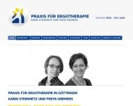 Bild Ergotherapiepraxis Karin Steinmetz und Freya Wiemers