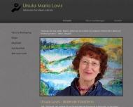 Bild Webseite Lovis Ursula München