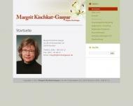 Bild Kischkat-Gaspar Margrit Dipl.Psych. Psych. Psychotherapie