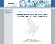 Bild Burger Peter , Loo Martijn van Praxis für Physiotherapie