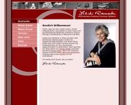 Bild Webseite Ramesh Heidi Praxis für Psychotherapie und psychologische Beratung München
