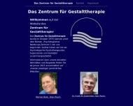 Bild Zentrum für Gestalttherapie Staemmler Frank M. Dipl.-Psych.