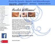 Bild Ambulante Praxis für Sprach-, Sprech- u. Stimmtherapie Dubiel Reiner