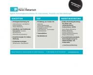 Bild Konzeption und Text für digitale Medien, Online-Marketing