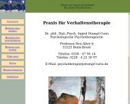 Bild Stumpf-Curio Ingrid Dr. Psychologische Psychotherapeutin