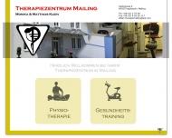 Bild Therapiezentrum Mailing
