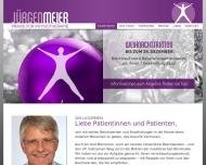 Bild Meier Jürgen Praxis f. Physiotherapie