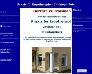 Bild Webseite  Ludwigsburg